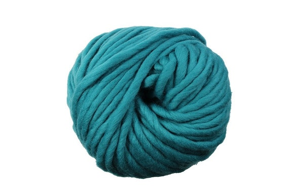 Sugarbush - Chill - ICEBOX TEAL - Extra Fine Superwash Merino Wool - Bulky Yarn