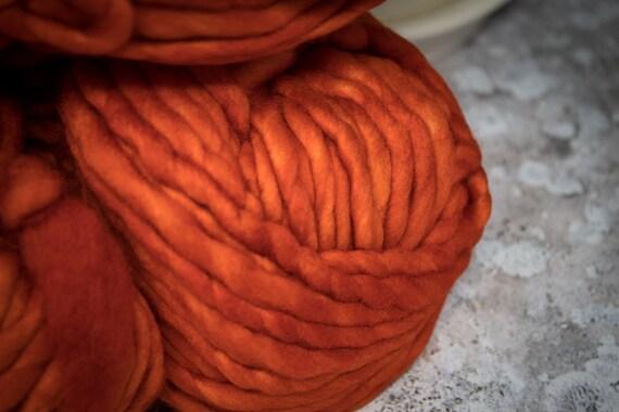 Malabrigo Rasta - Glazed Carrot