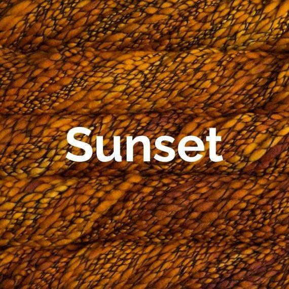 Malabrigo Caracol - Sunset