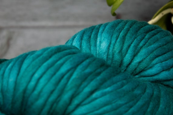 Malabrigo Rasta - Teal Feather
