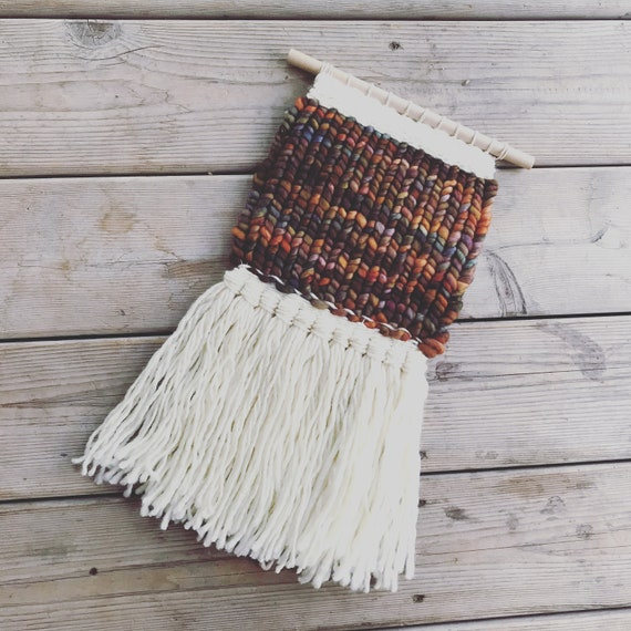 Knit Weave - Wall Hanging - Home Decor - Wall Decoration