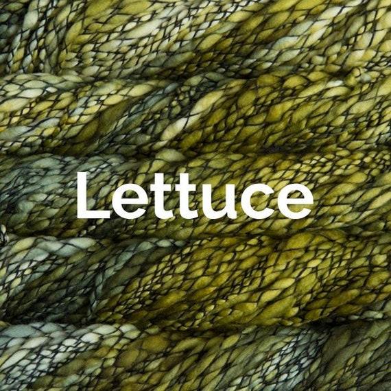 Malabrigo Caracol - Lettuce