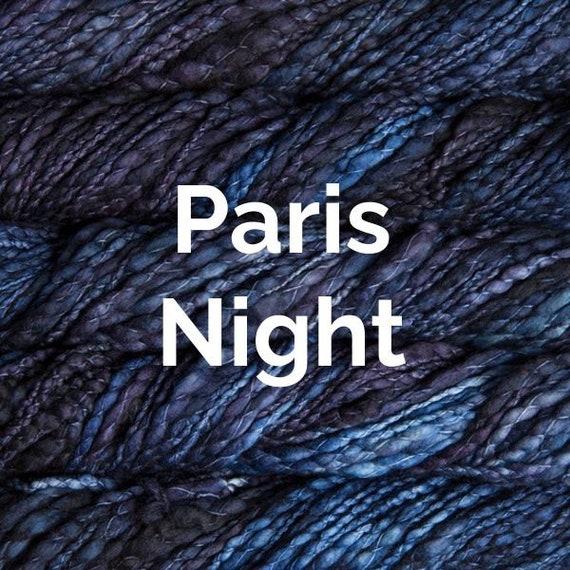 Malabrigo Caracol - Paris Night