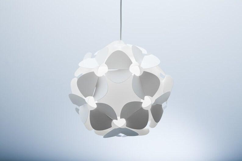 kid room ceiling light modern lamp shade unique lamp scandinavian style white pendant lamp Lill white designer hanging light