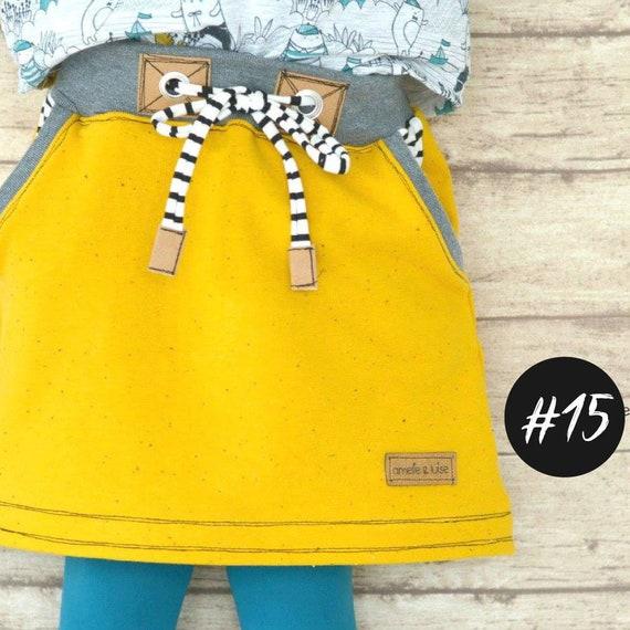 eBook Cozy Skirt/ Sweatrock Schnittmuster & | Etsy