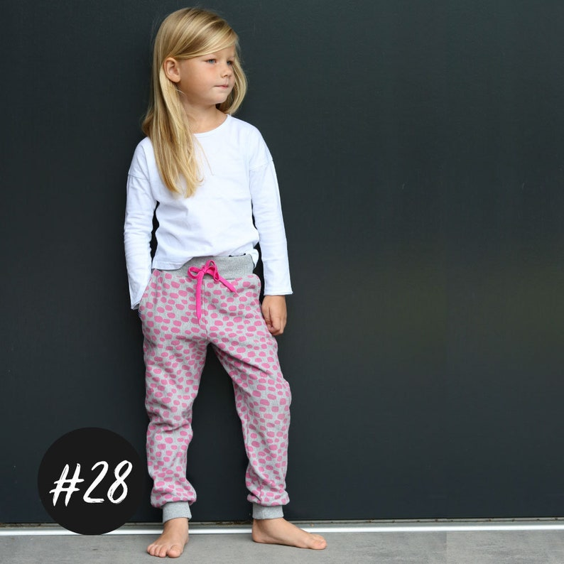 eBook Cozy Pants Kids Kinder Jogger / image 0