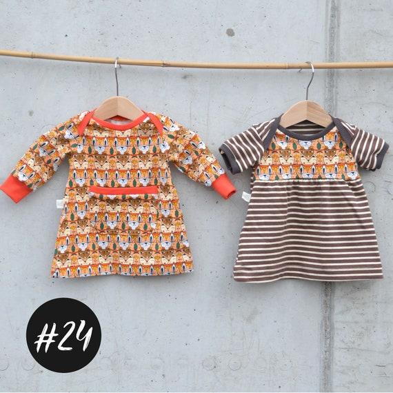 PDF eBook Baby Basic Dress Babykleid / | Etsy