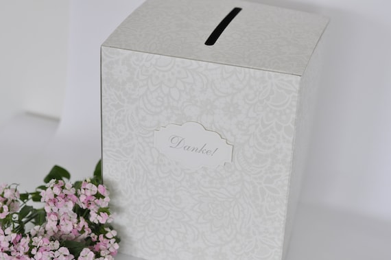 Wedding Cards Box Empty Packaging For Letters Etsy
