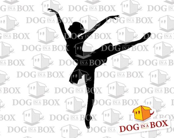 Ballerina Schablone n.5, Ballettschablone, Tänzerschablone, Prinzessin Schablone, Schablone für die Malerei, Schablonen für Holzzeichen, Tanzschule