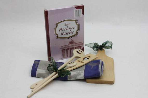 Praktische Lustige Kuchenhelfer Mit Kochbuch Etsy