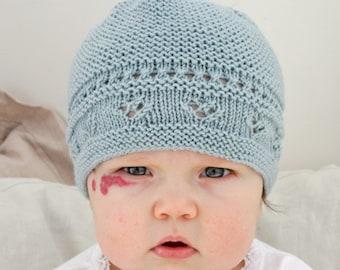 Baby hat children's hat hand knitted