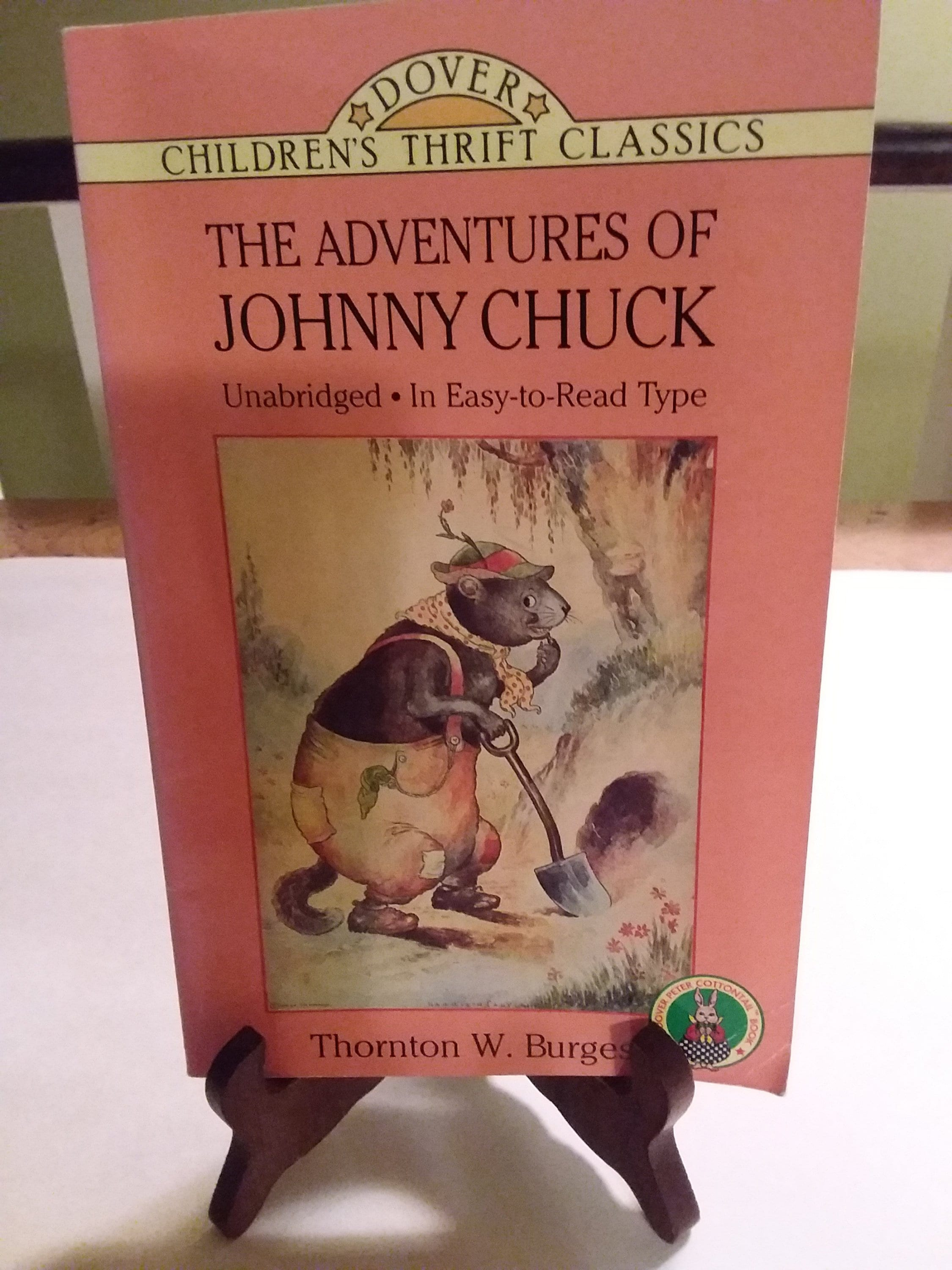 The Adventures of Johnny Chuck (Dover Childrens Thrift Classics)