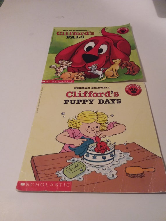 Clifford\'s Pals and Clifford\'s Puppy Days