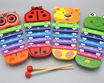 Xylophone different sizes