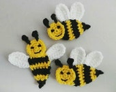 Happy Bee Applique Modular PATTERN