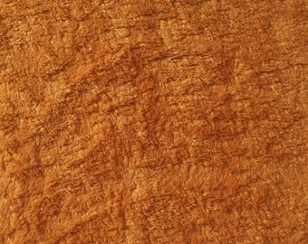 Cotton plush by Westfalenstoffe kbA, bio plush, teddy fabric