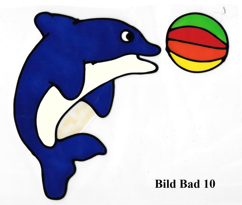 Delfin-Ball-Window | Etsy