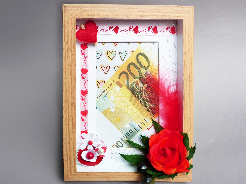 Hochzeit Geldgeschenk Hochzeit Geschenk Bilderrahmen 20 x 15 x | Etsy
