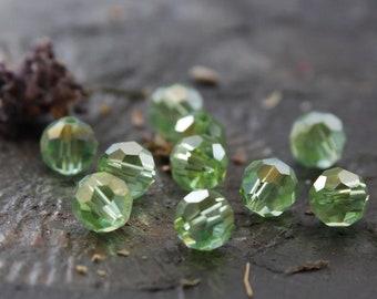 3mm imit.österr Glasschliffperlen bicone 150Stück #9772 Kristallperlen