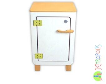 Kühlschrank Rosa : Daskalt der spiel kühlschrank in rosa etsy