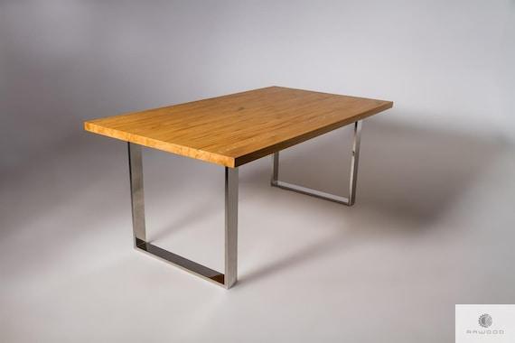 Strange Table Chromed Dining Table Silverado Creativecarmelina Interior Chair Design Creativecarmelinacom