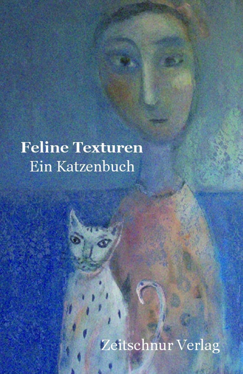 Feline textures. A cat book image 0