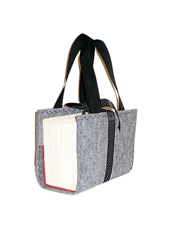 protective cover law bag Beautiful fields book cover carrying case bag with stitching Sch\u00f6nfeldertasche felt