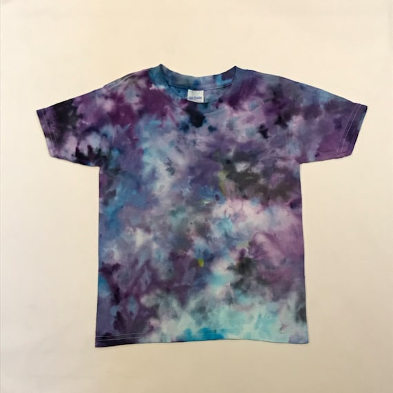 Toddler 4-5t ice dyed tee