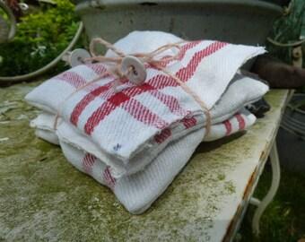 3 x lavender pillows, fragrance pillows