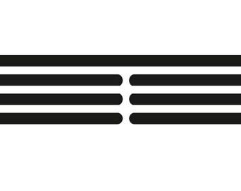 """Medal hanger """"3 levels"""" 28 cm"""