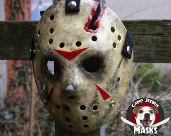 Jason Mask Part 3 Etsy