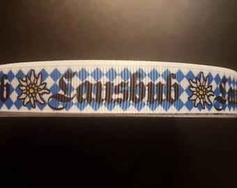 Borte,Webband 3802 Prinzessin 15mm Breite Eigenproduktion Ripsband