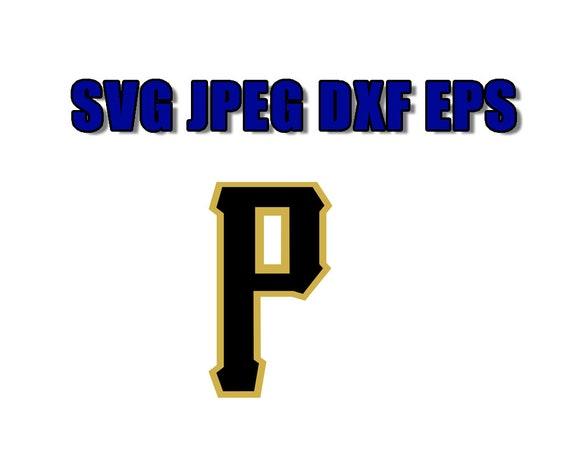 Pittsburgh Pirates Digital Download Vector Design In Eps