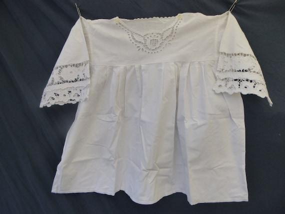 antique kids nightgown