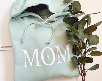 MOM Hoodie | Hooded sweater Mama | Mom to be | Gift for you