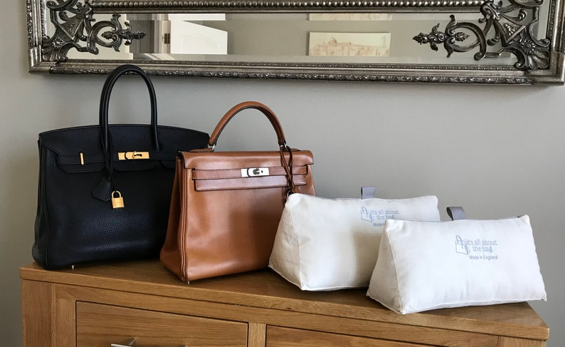 Bag pillow purse shaper for Hermes Kelly  384b4e1561a1e