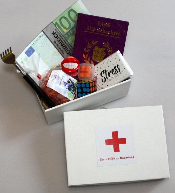 Geschenk pensionierung kollege