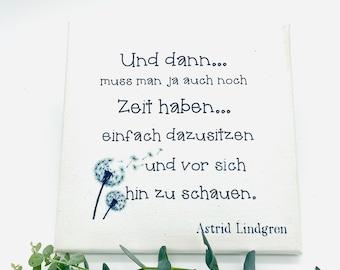 Astrid lindgren | Etsy