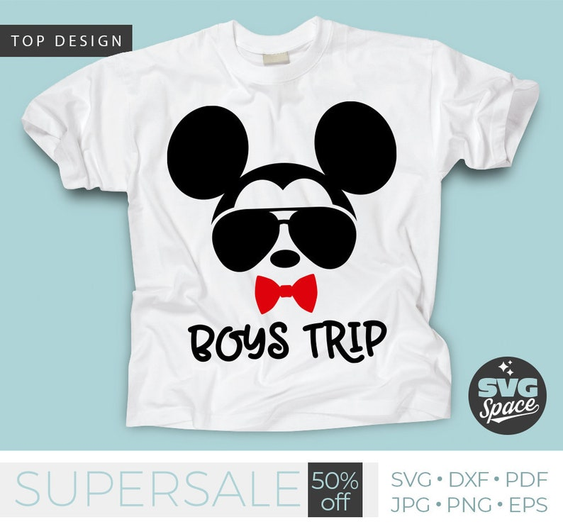 4935957c5 Boys Trip Svg Disney Designs Disneyland Shirt Svg Cut File | Etsy
