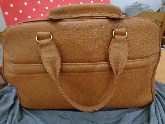 40s 50s beautiful large bag travel bag shopper
