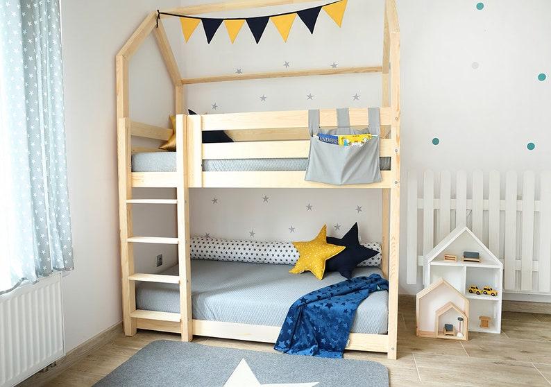 Letti a castello per bambini letto di casa Montessori ...