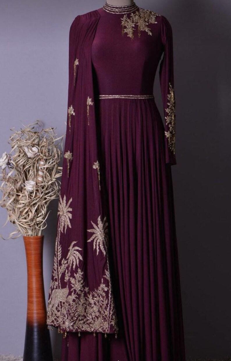 10d3573854 Bespoke bridal party wear Indian Pakistani Ethnic Custom made | Etsy