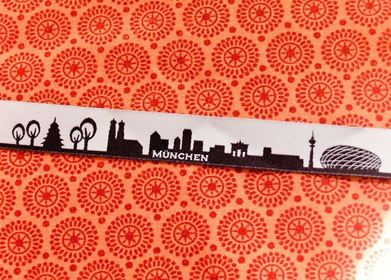 ribbon set 1m Munich skyline image 0