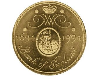 Uk Flachs Durchblutung Ein Pfund Münze