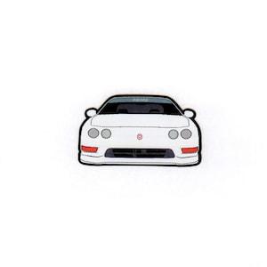 Honda Civic EG Patch EJ Si Hatchback Sew Iron On Car JDM Heat press