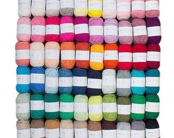 Ricorumi crochet yarn cotton yarn