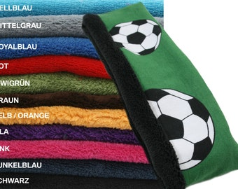 afed40016a02f9 Neu Stirnband Damen Kinder Jersey Fleece Fußball