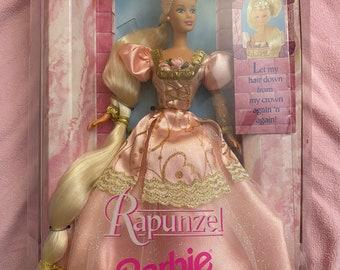 Vintage Repunzel Barbie