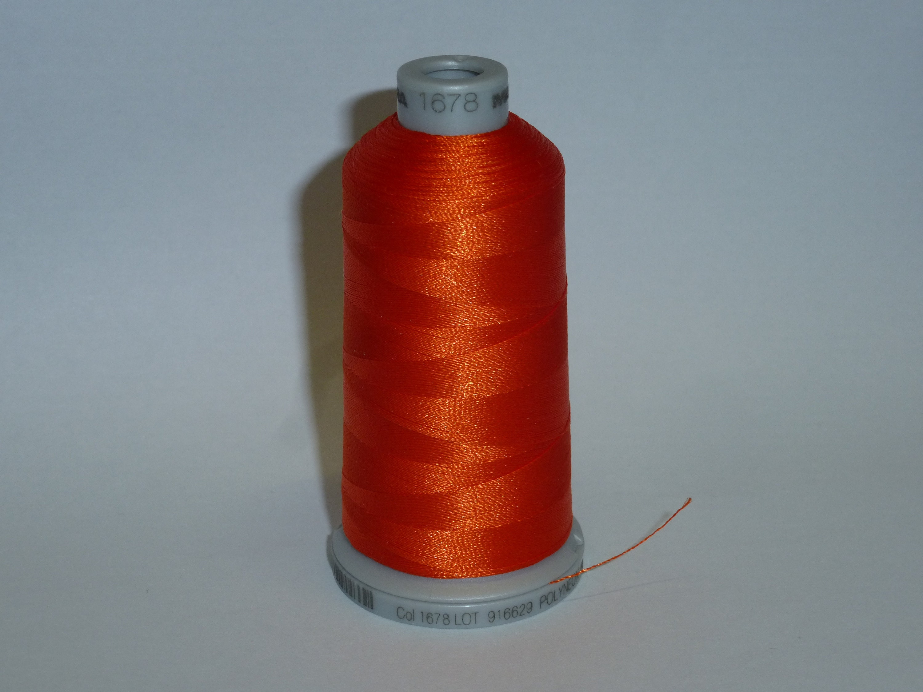 Madeira Machine Embroidery Thread Yarns Polyneon 40 1000 M