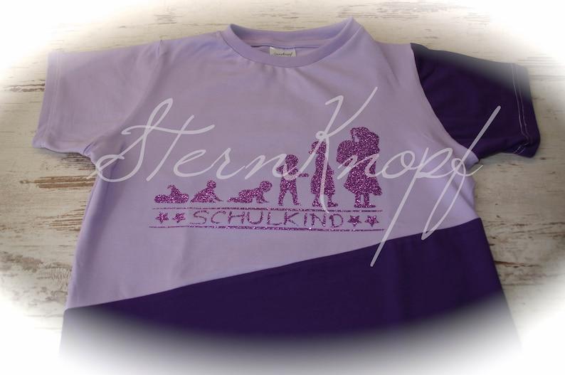 T-shirt /' School Beginners /'